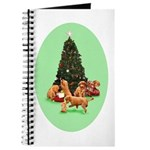 Toller Christmas Journal
