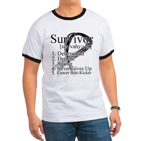 Skin Cancer Survivor Ringer T