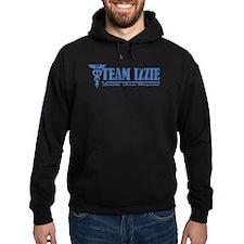 Team Izzie SGH Hoodie (dark)