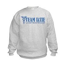 Team Izzie SGH Kids Sweatshirt