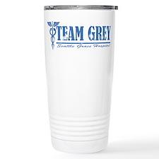 Team Grey SGH Stainless Steel Travel Mug