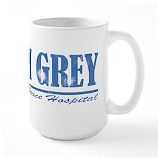 Team Grey SGH Large Mug