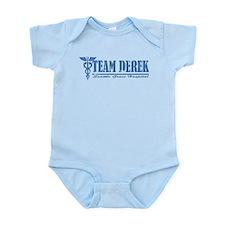 Team Derek SGH Infant Bodysuit