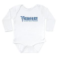 Surgery SGH Long Sleeve Infant Bodysuit