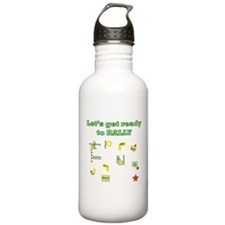 Get Ready Rally Water Bottle