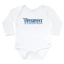 Resident SGH Long Sleeve Infant Bodysuit