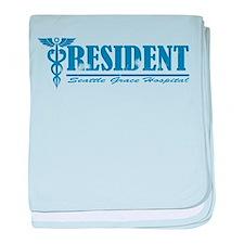 Resident SGH baby blanket