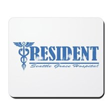 Resident SGH Mousepad