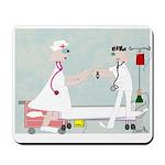 Student Nurse XXX Mousepad
