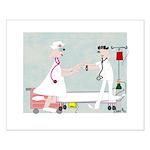 Student Nurse XXX Small Poster