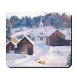 Cute Town Mousepad