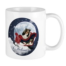 I Believe Sheltie Mug