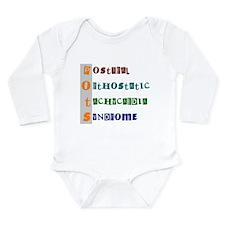 Postural Orthostatic Tachycar Long Sleeve Infant B
