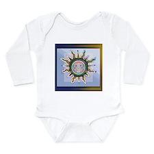 Recovery SUN Long Sleeve Infant Bodysuit