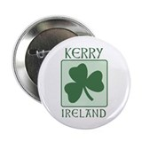 Kerry, Ireland Button