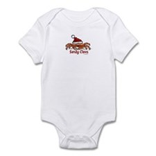 Sandy Claus Infant Bodysuit