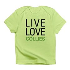 Live Love Collies Infant T-Shirt