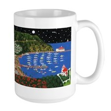 Cute Catalina island Mug