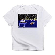 Cute Newport beach Infant T-Shirt