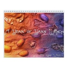 Yarn Wench Wall Calendar