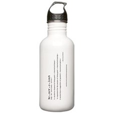 be.ne.vo.lent - Stainless Steel Water Bottle 1.0L