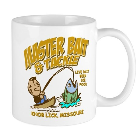 Master Bait Tackle Mug