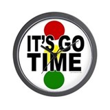 GO Time Wall Clock