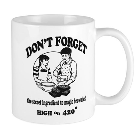 Secret Ingredient Mug