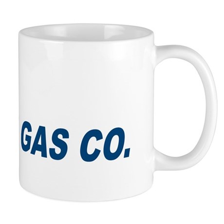 Bush Gas Company Mug