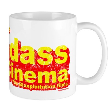 Badass Cinema Mug