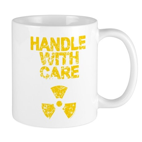 Handle With Care Mug