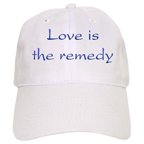 Love Is The Remedy Baseball Cap