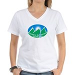 OASC Women's V-Neck T-Shirt