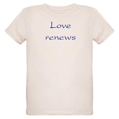 Love Renews Organic Kids T-Shirt