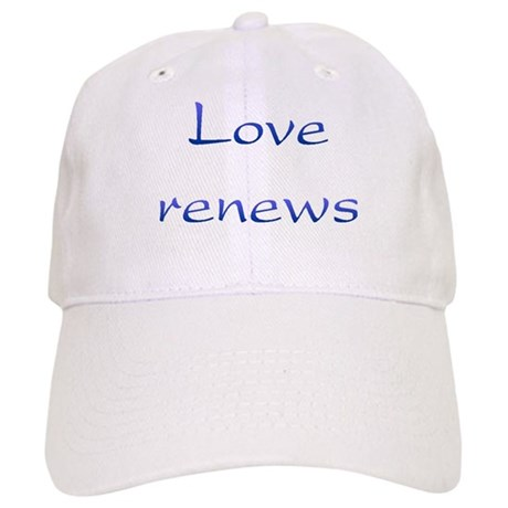 Love Renews Baseball Cap