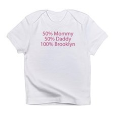 100% Brooklyn Infant T-Shirt