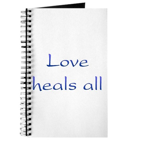 Love Heals All Journal