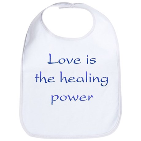 Healing Power Baby Bib