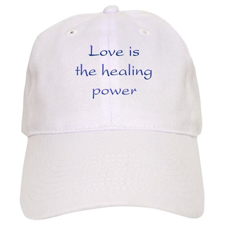Healing Power Baseball Cap
