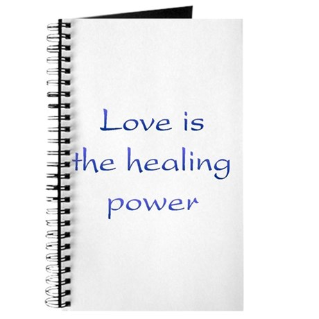 Healing Power Journal