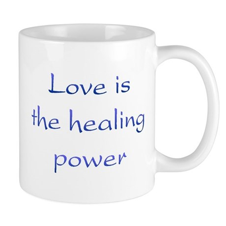 Healing Power Coffee Mug