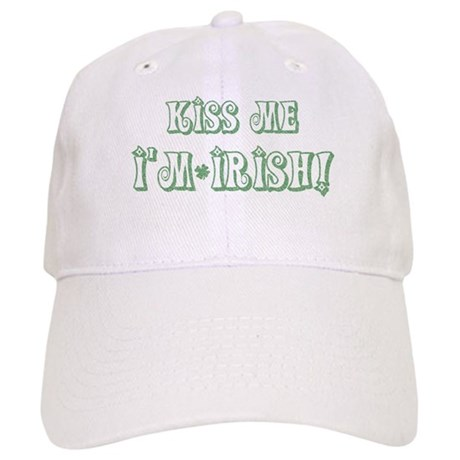 Kiss Me I'm Irish! Cap