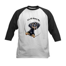 Black Tan Dachshund Tee