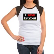 Survivor fan Tee