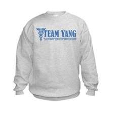 Team Yang SGH Kids Sweatshirt