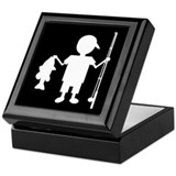 THE REEL BOY Keepsake Box