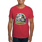 Easter Egg Wyandottes Dark T-Shirt