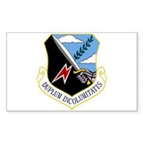 92nd Bomb Wing Decal