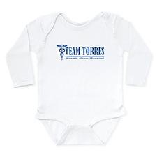Team Torres SGH Long Sleeve Infant Bodysuit