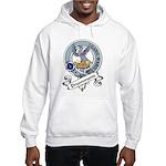 Drummond Clan Badge Hooded Sweatshirt